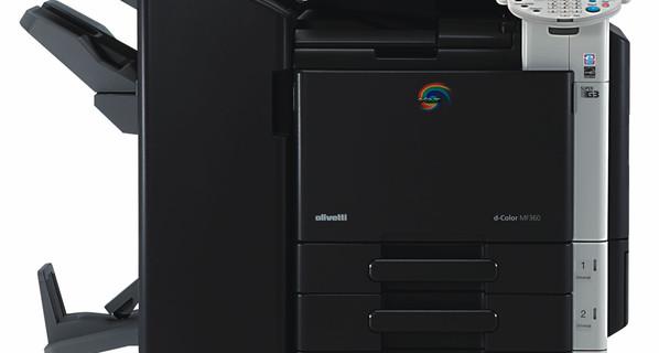 Olivetti d-Color MF220