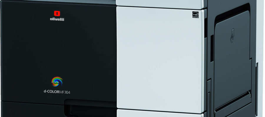 Olivetti D-COLOR MF254 – MF304 – MF364